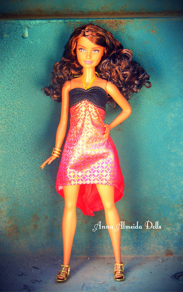 Barbie fashion photo doll 80