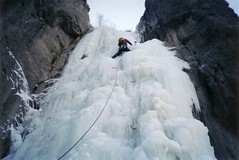 Ice Climbing Image