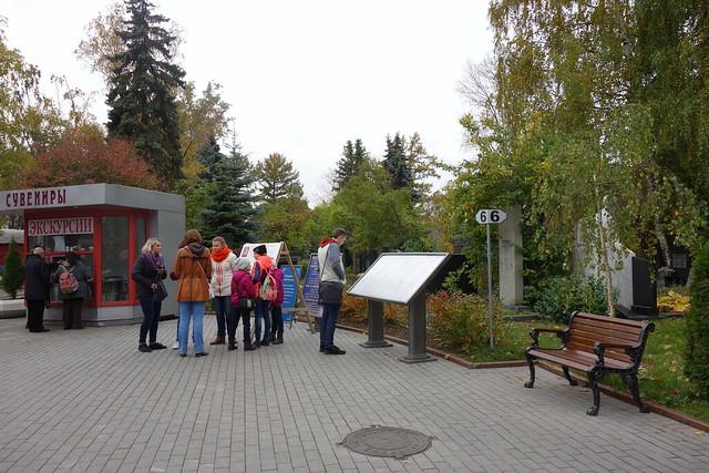160 - Cementerio Novodevichy