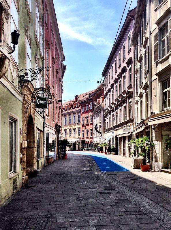 Summer in Graz