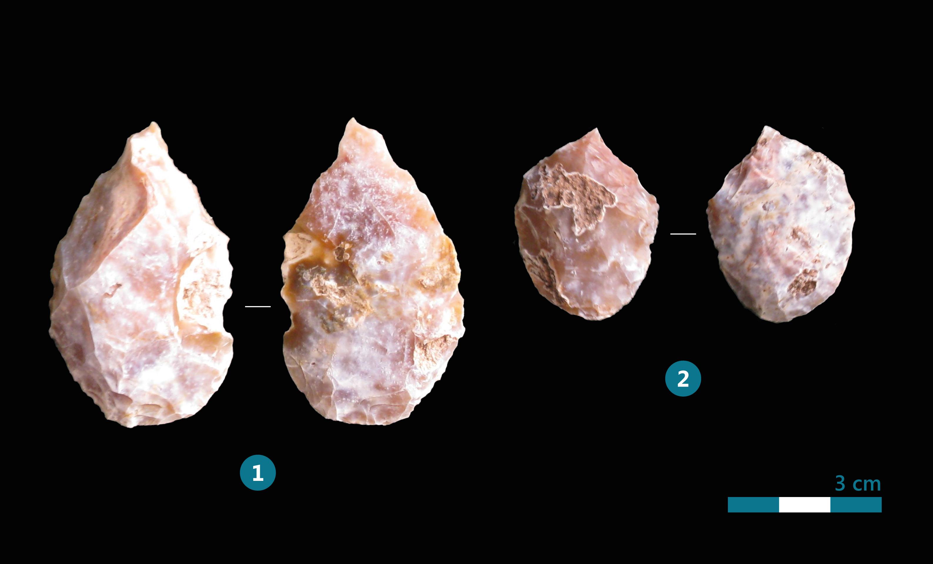 Cserhát-hegység paleolitikum 5. ábra