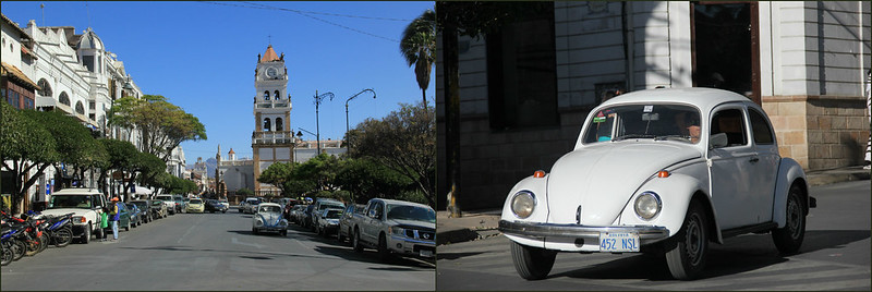 Beetles, Plaza de Armas