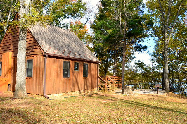 2 Bedroom Cabin 2 Overlooks Buggs Island Lake At Staunton River State Park
