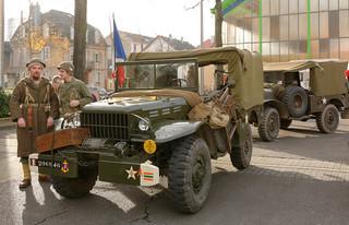 Commémorations organisées à l'occasion du 70e anniversaire de la Libération de Belfort.