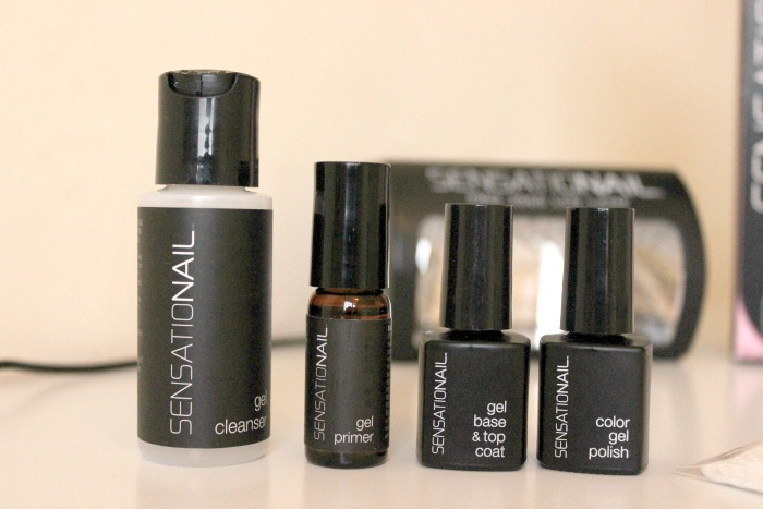 SensatioNail Gel Starter Kit Review2