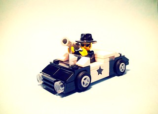 Chibi Bluesmobile