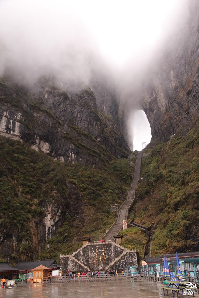 天門山 Tian Men Mountain143