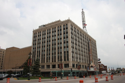 Fox building, Detroit