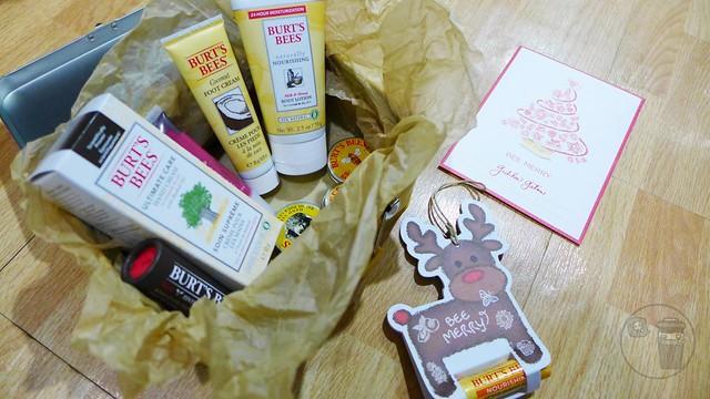 burt's bees 2014 holiday kits