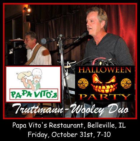 Truttmann-Wooley Duo 10-31-14