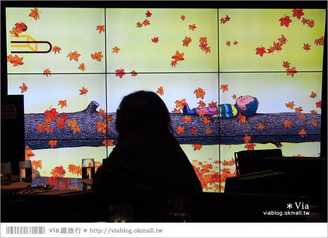 【台北幾米餐廳】華山幾米品牌概念餐廳~故事團團轉/是美味的餐廳,更是文創概念店22