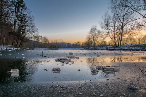 winter sunset nikon sigma 1750 ljubljana jezero 28f zalog d7100 debnivrh