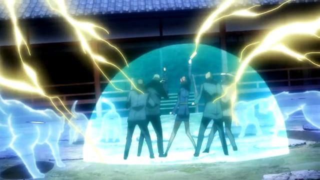 Tokyo Ravens ep 18 - image 12