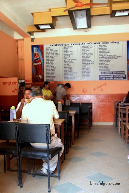 Kathmandu Nepal Food