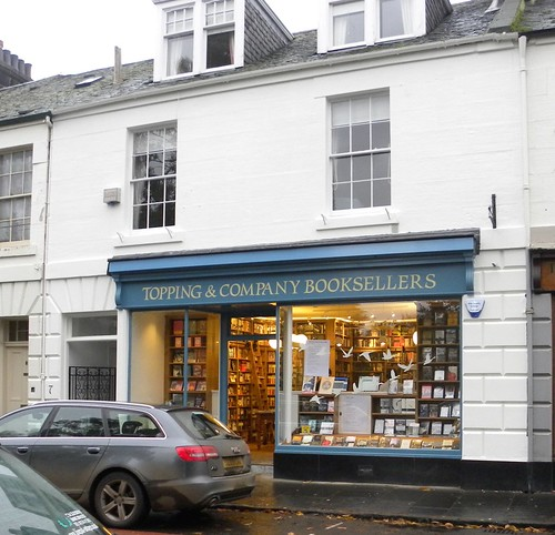 Topping & Company Booksellers, St Andrews