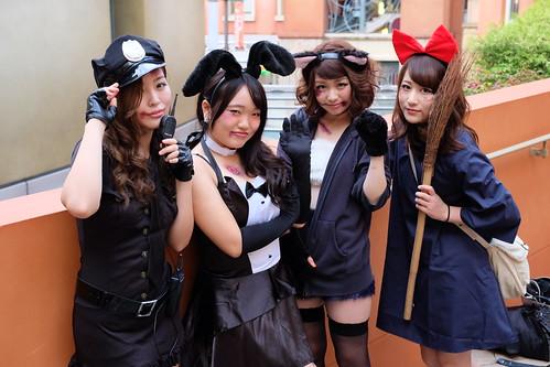 Kawasaki Halloween  2014 40