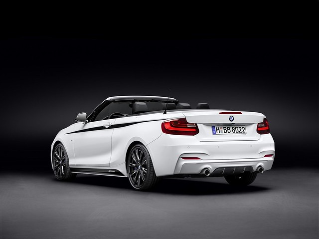BMW M Performance Serie 2 Cabrio