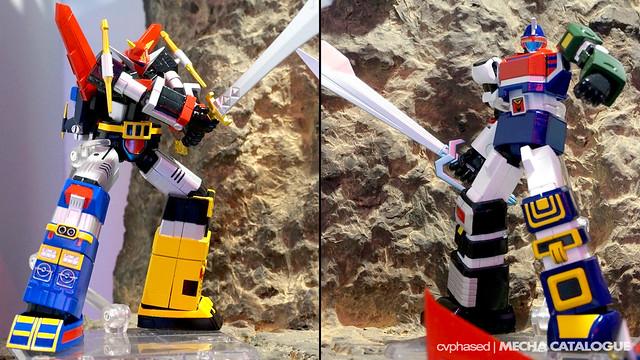 Tamashii Nation 2014 - Super Robot Chogokin