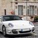 Porsche 997 Turbo Cabriolet MkI ©Alexandre Prévot