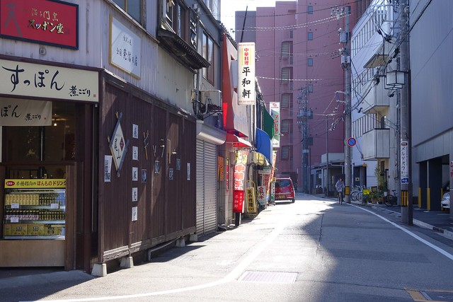 中華料理 平和軒のラーメン