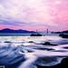 China Beach, San Francisco, CA... by Mark Brunig