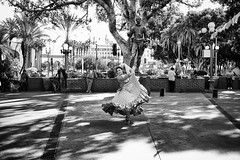 Dancer Olvera Street