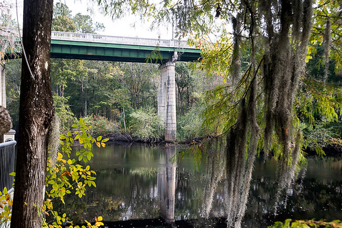 old bridge water reflections river landscape outdoors nikon trains riverwalk conwaync d800e easterncarolinas richstrobel
