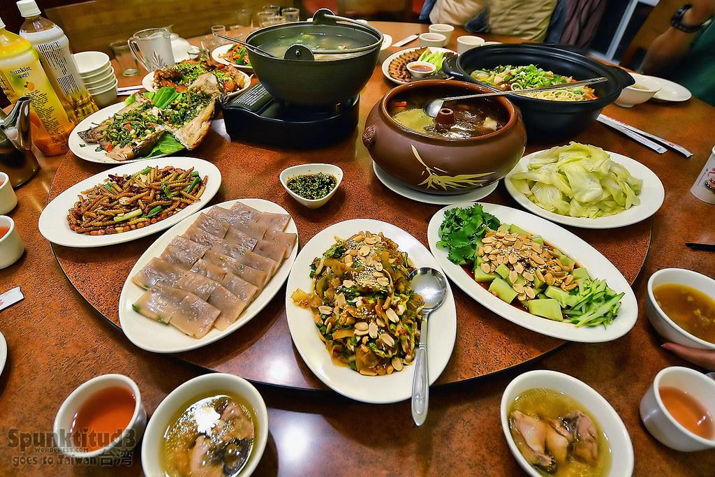 清境魯媽媽雲南擺夷料理 Cingjing Lumama Yunna Restaurant