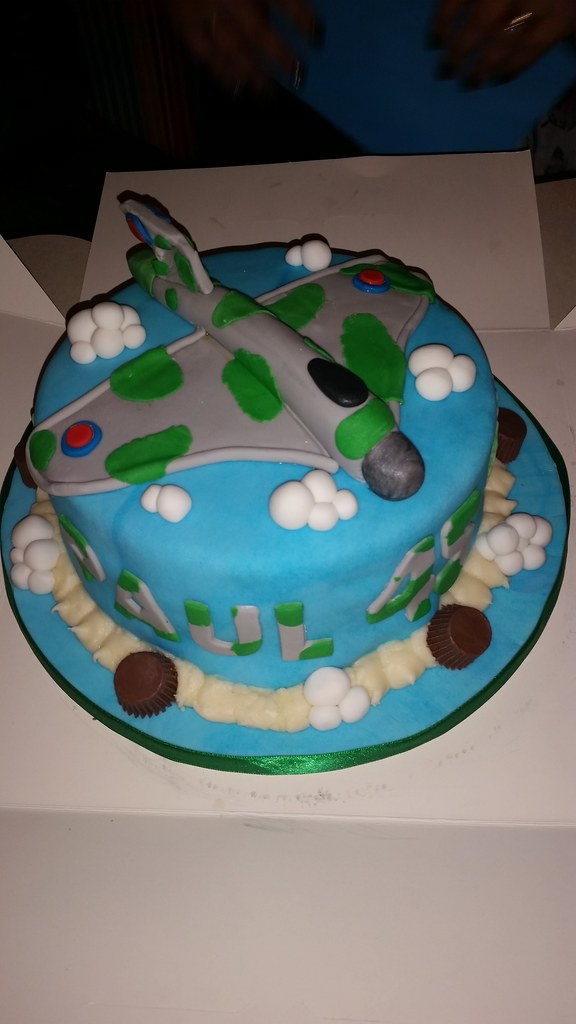My Birthday Cake Fightercontrol