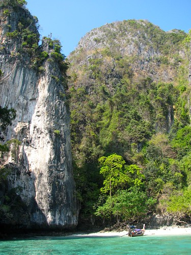 Playa de los Monos, Ko Phi Phi