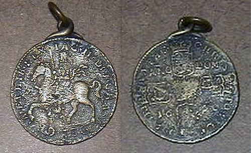 Jacobean Loyalty Medal ?