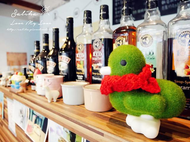 台北師大夜市下午茶咖啡館推薦紙飛機cafe (27)