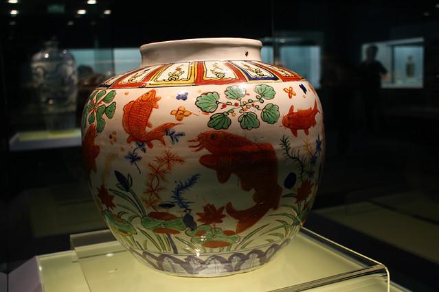 Ceramic collection - Shanghai Museum