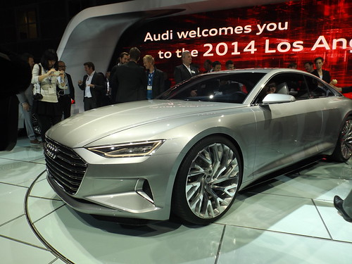 In Photos: Audi at the 2014 Los Angeles Auto Show - The Unofficial ...