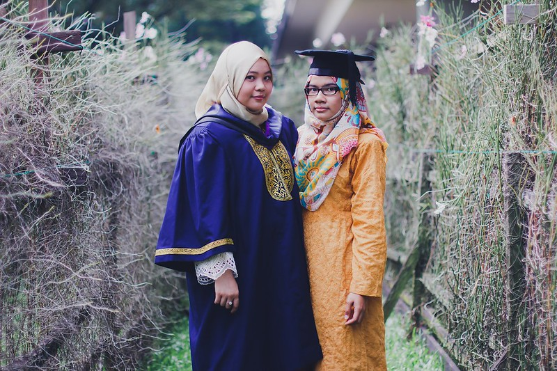 UiTM Convocation Photoshoot