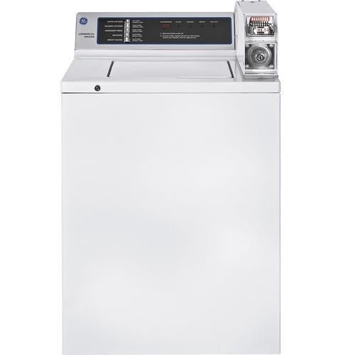 GE COMMERCIAL WMCN2050FWC Coin Operated Washer
