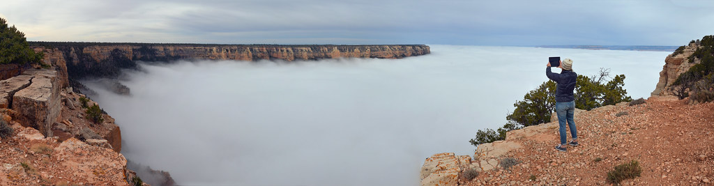 Grand Canyon National Park: 2014 Total Inversion 7240