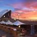 Opera House Sunrise by Kenny Teo (zoompict)