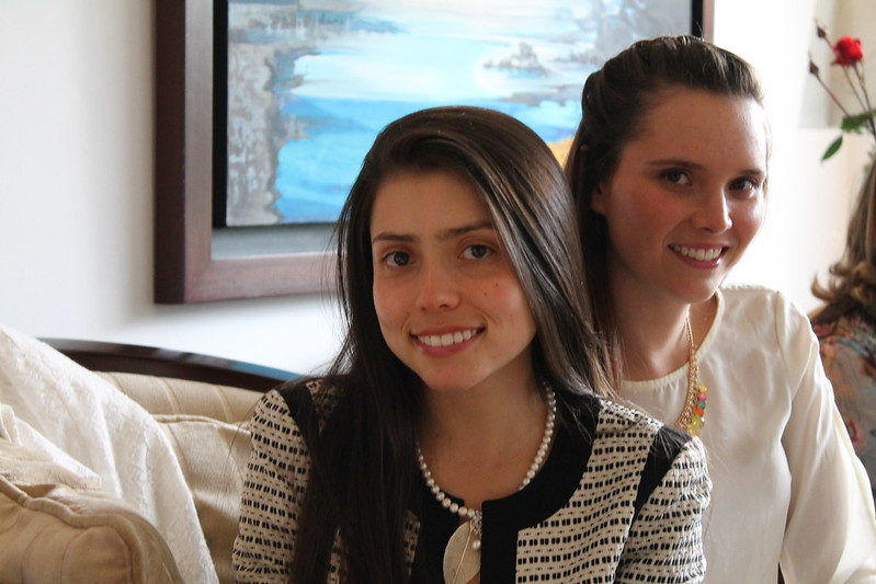 Maria & I