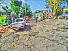 East Los Angeles. #hdr