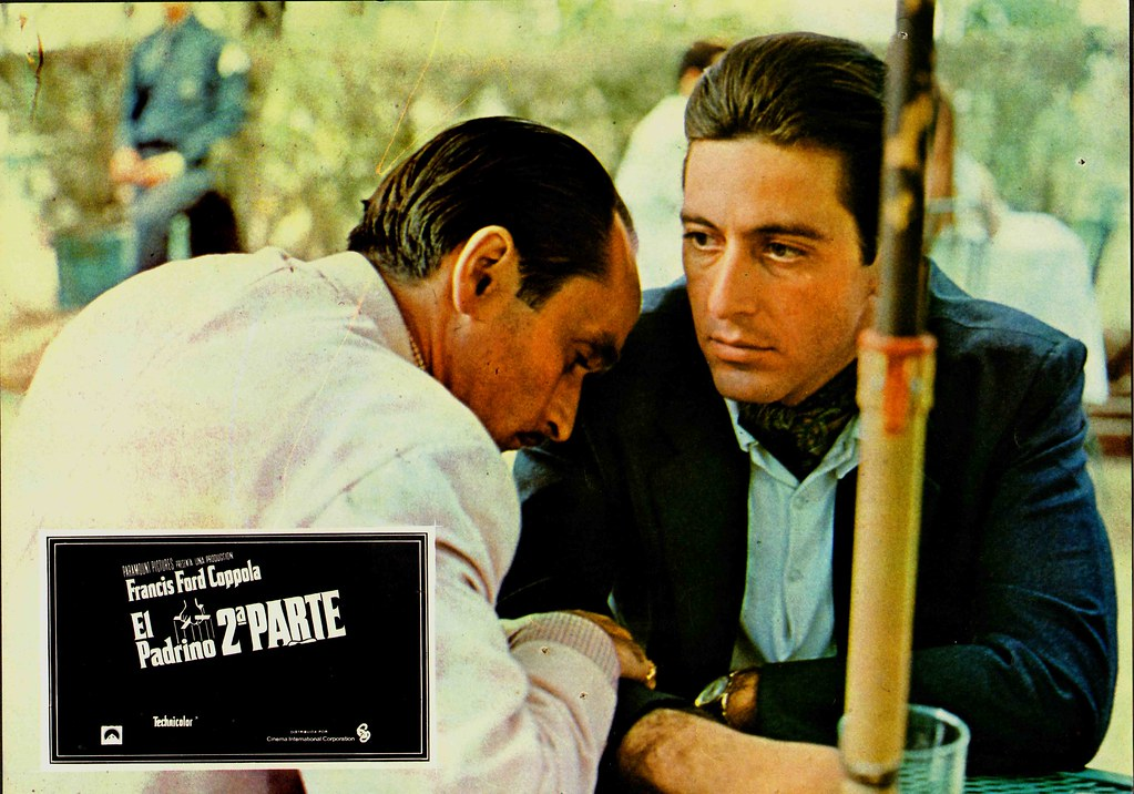 1974 - EL PADRINO 2. The godfather part 2. Francis Ford Coppola