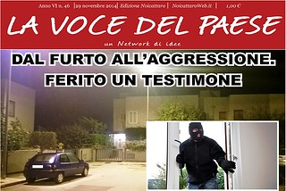 Noicattaro. Prima pagina n. 46-2014 front