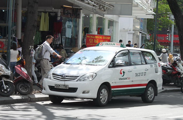 Taxi en Hanoi