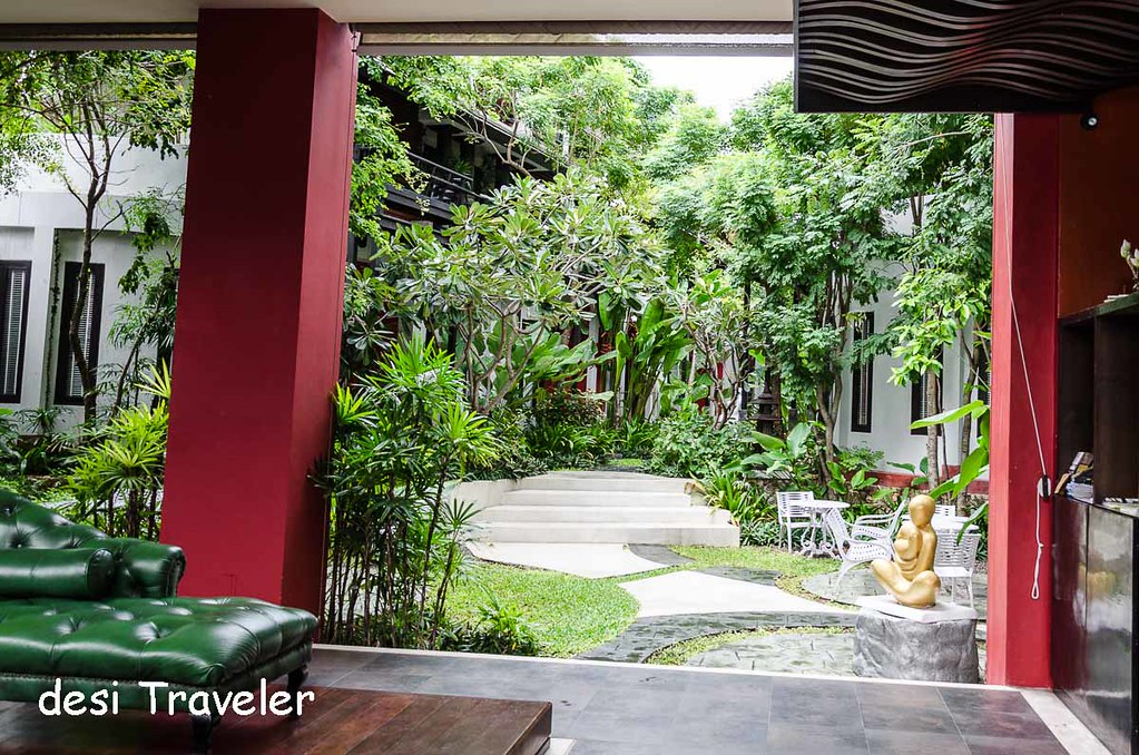 Tropical Garden Kirikayan Boutique Hotel Chaweng