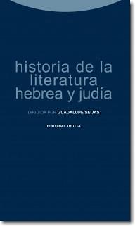 Seijas Historia de la literatura hebrea y judía