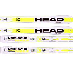 HEAD WC REBELS iSPEED 180 a 185 - TOP PALBA 13800, - titulní fotka