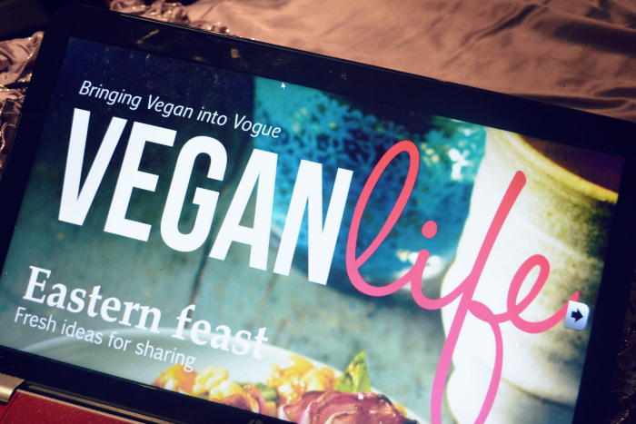 veganlife magazine issue 1