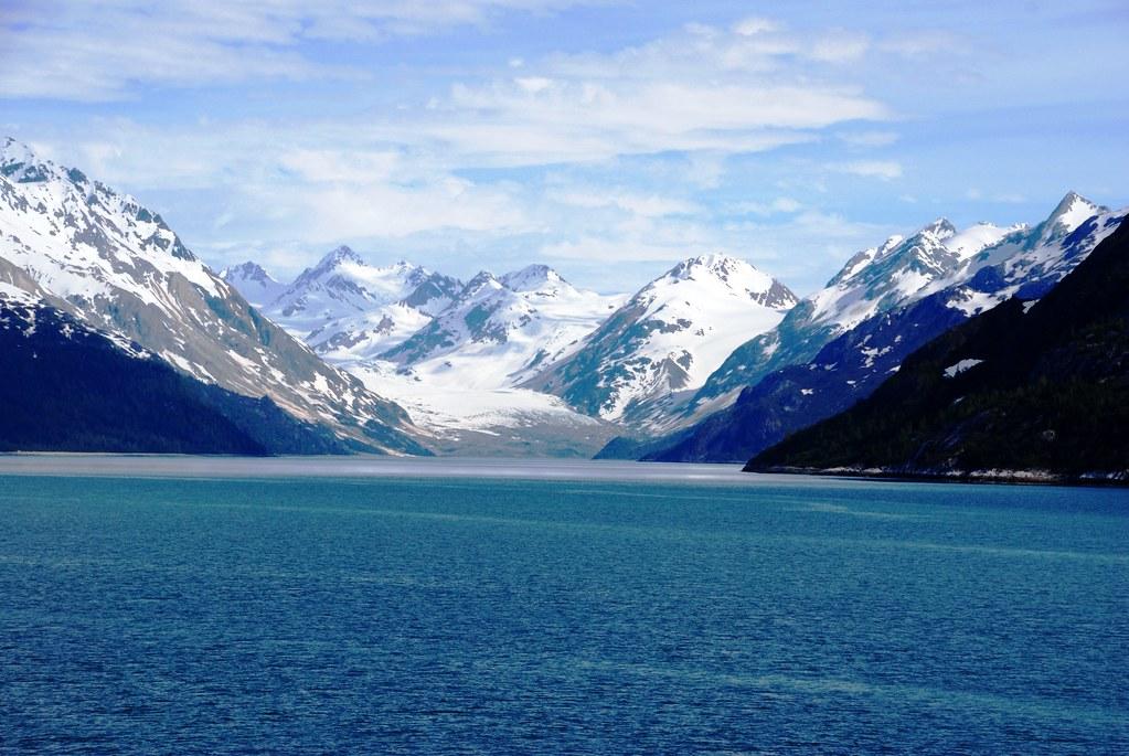 1503e glacier--College Fjord
