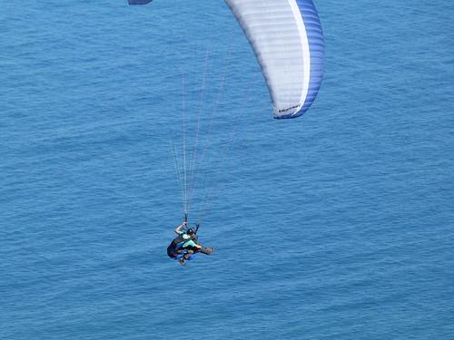 Paragliding in Cape Town (Sudáfrica)
