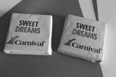 Carnival Inspiration - Food Chocolate Squares